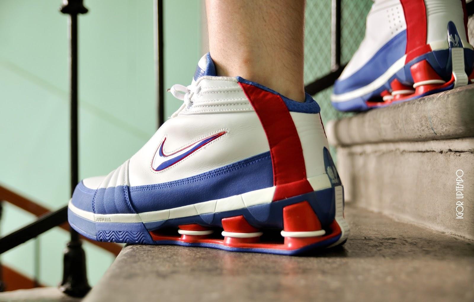 nike dunk hauts talons - Igor Uptempo\u0026#39;s Sneaker Blog: VC Week. Day VI. WOMFT: 2005 Nike ...