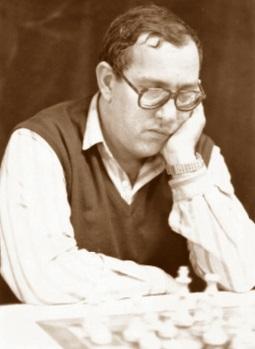 El ajedrecista Agustí Serra Vilaró, del Comtal
