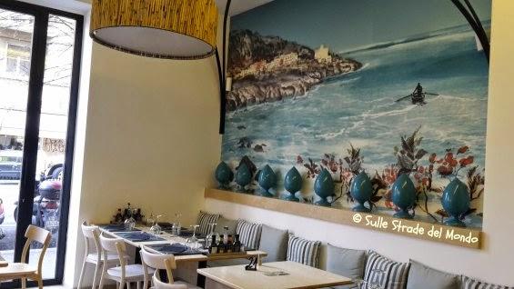 un angolo del ristorante