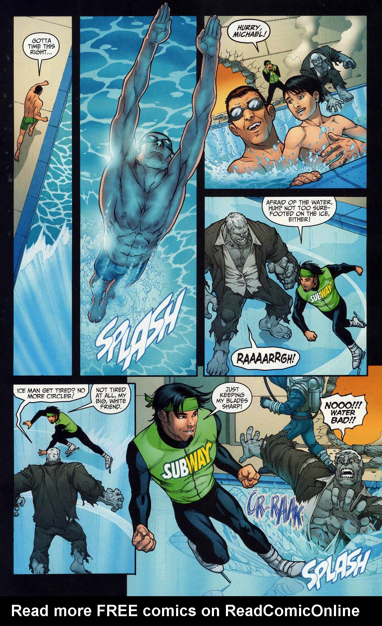 Superboy [I] Issue #9 #9 - English 22
