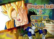 Dragon Ball Z Sort My Tiles