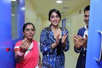 Actress Regina Candra at Dr Agarwal Eye Hospital Inaugaration .COM 0128.JPG