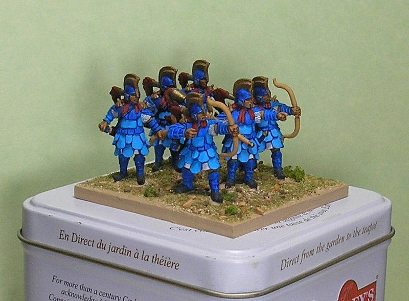 Legion of Ever Present Glory archers