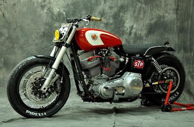 Harley Davidson by XTR Pepo