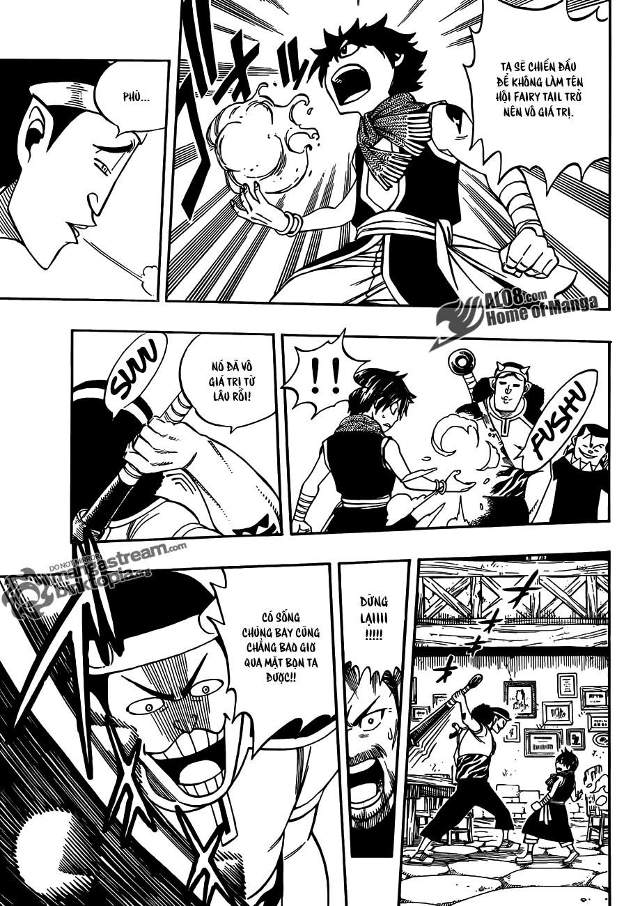 Fairy Tail chap 255 trang 9