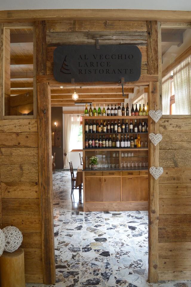 dove mangiare tipico val brembana ristorante vecchio larice