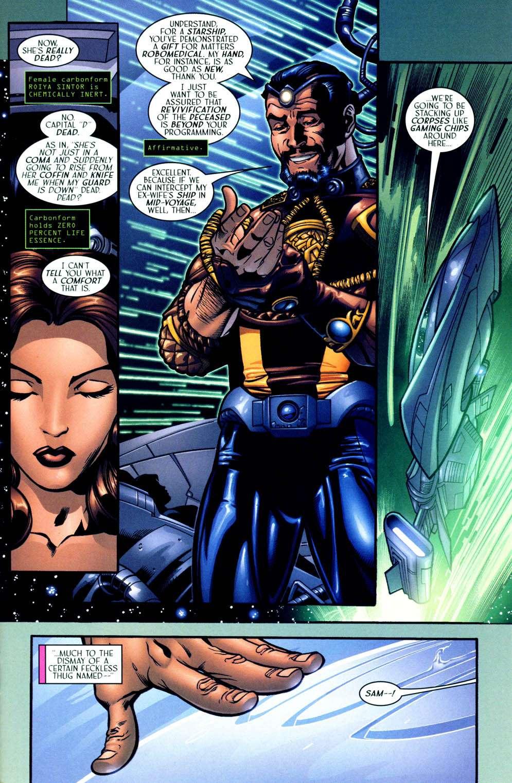 Read online Sigil (2000) comic -  Issue #13 - 3