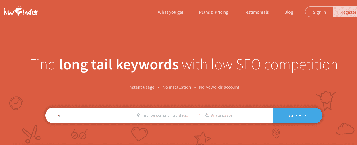 Top 5 Best Seo Keyword Research Tool Blogger Ke Liye.