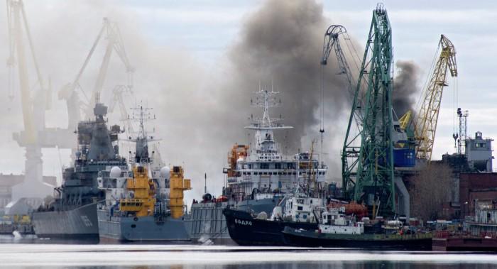 Satu Dekade, 9 Kapal Selam Nuklir Rusia Terbakar, Ada Apa ?