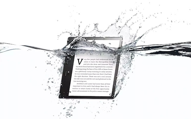 kindle oasis 2-ebook reader-Amazon