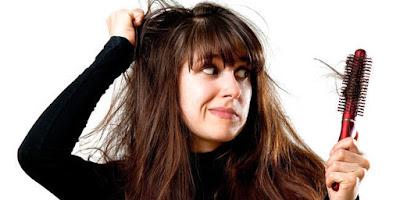 Rambut Rontok Berlebihan Pertanda Apa