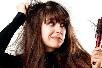 Rambut Rontok Hiperbola Menerangkan Apa?