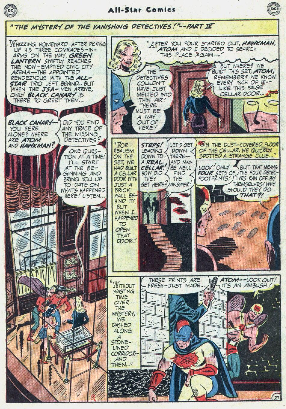 Read online All-Star Comics comic -  Issue #57 - 35
