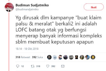 Cuwitan Ngawur Budiman Sujatmiko Soal Lokasi LOFC Ditertawakan Warganet: Kalau Gak Mampu, Jangan Dipaksain, Ntar Stress