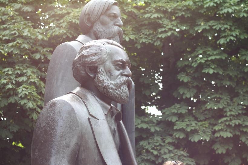 Marx and Engels Berlin