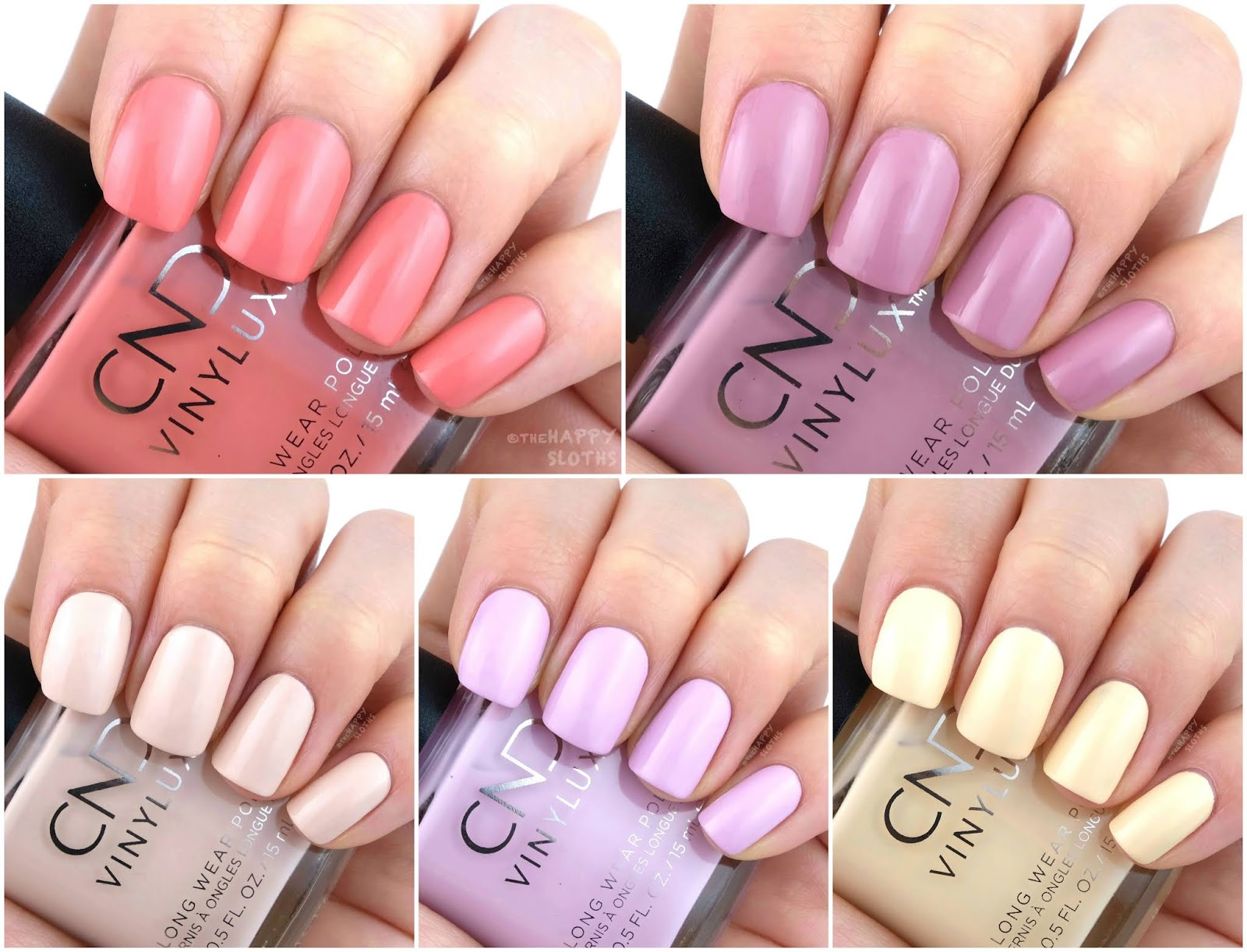 CND | Spring 2019 Sweet Escape Collection: Review and Swatches