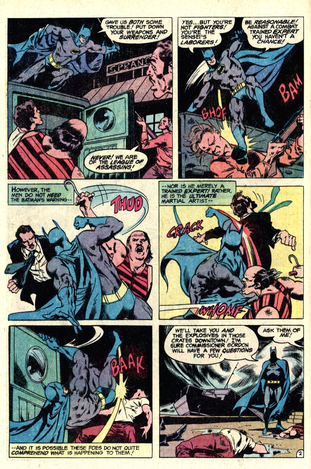Detective Comics (1937) 490 Page 3
