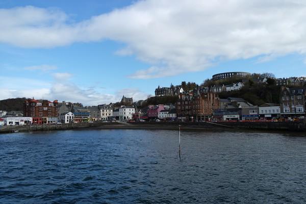 écosse highlands oban ferry