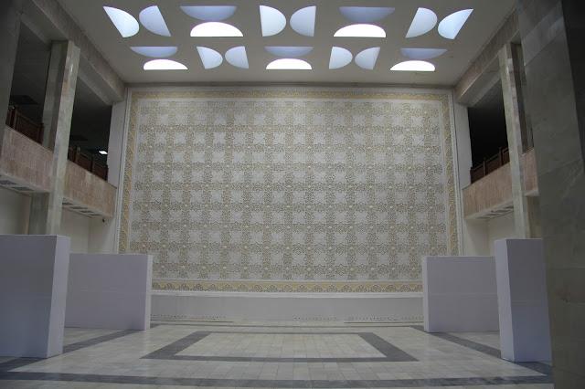Ouzbékistan, Tachkent, Galerie des Arts, © L. Gigout, 2012