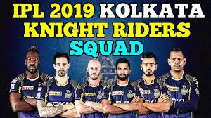 IPL 2019 KKR squad