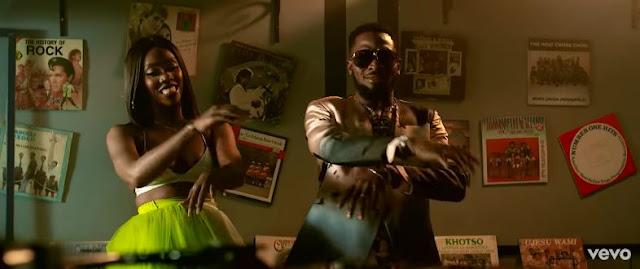 Video Mpya: D'BANJ Ft TIWA SAVAGE - SHAKE IT