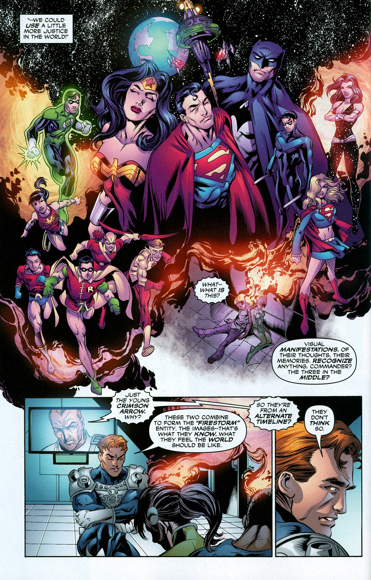 Read online Trinity (2008) comic -  Issue #23 - 8