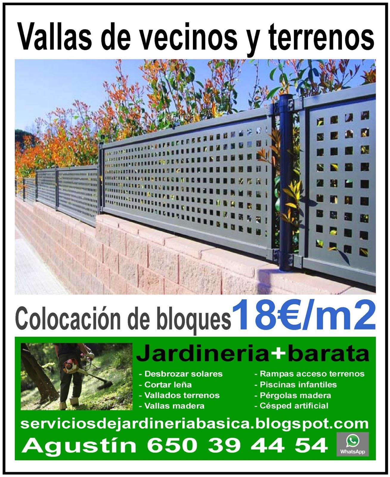 Serviciosdejardineriabasica mayo 2017 for Jardineria barata barcelona