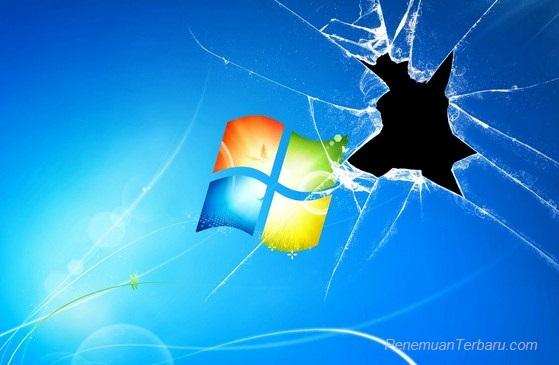 Dampak Negatif dari Penggunaan Windows Bajakan pada Laptop