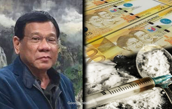 Duterte offers 5 million pesos as rewards for Drug lords' killers
