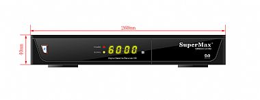 SuperMax SM 9200 CA HD Receiver Software, Tools - Mr-Dish