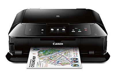 Enjoy the mightiness to practice CD or DVD labels Canon PIXMA MG7720 Driver Downloads