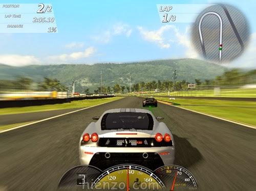 Ferrari Virtual Race PC Gameplay