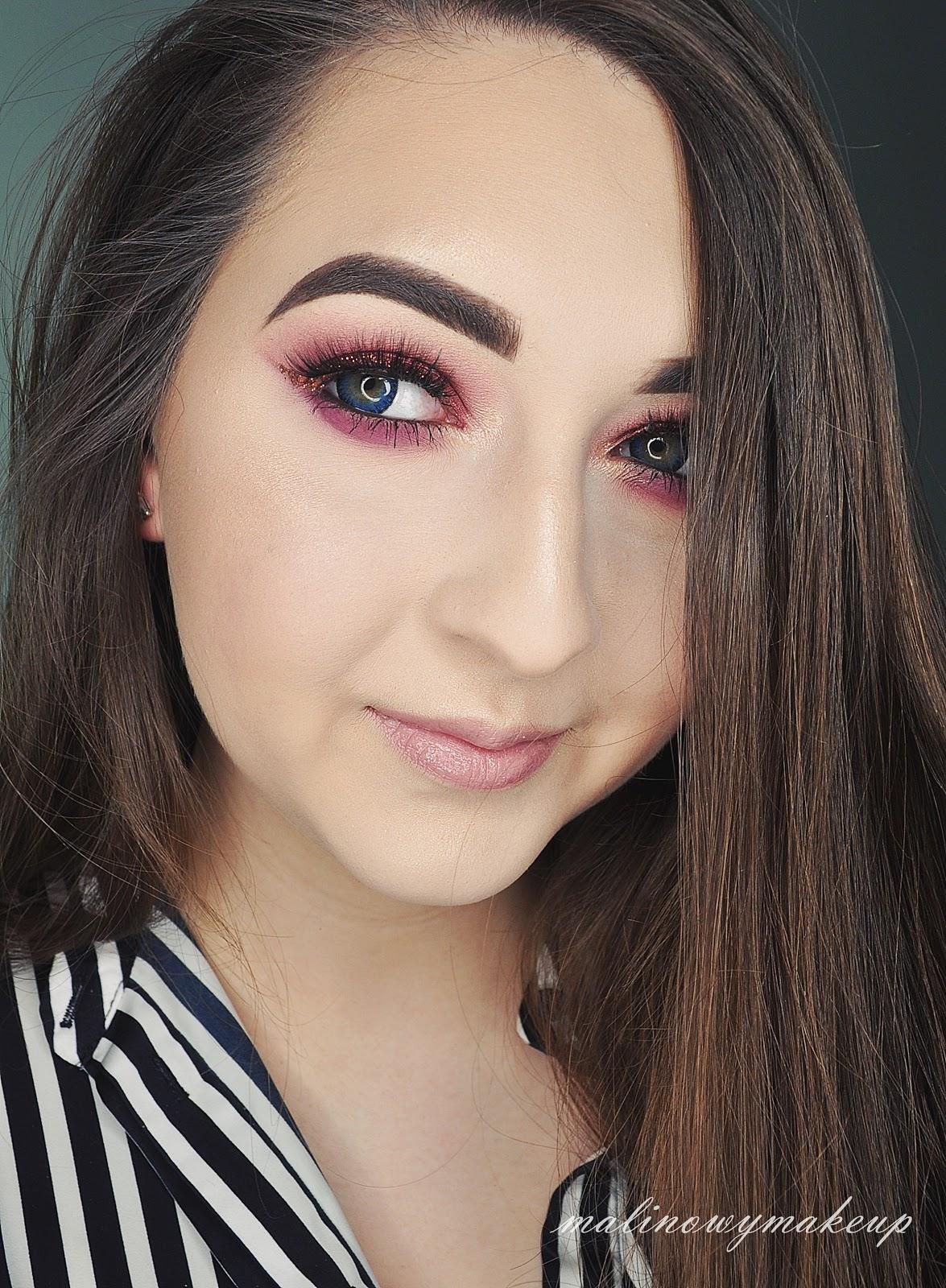 Malinowy Makeup Blog O Makijażu I Pielęgnacji Makijaż