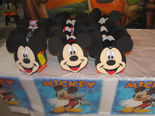 DECORACION MICKEY MOUSE 4 FIESTAS INFANTILES RECREACIONISTAS MEDELLIN