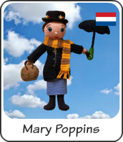 Patrón mary poppins