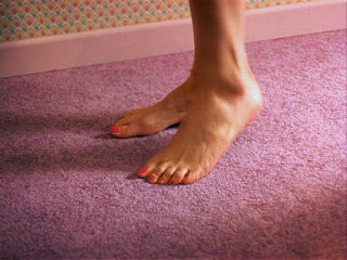 Nicole Kidman's feet
