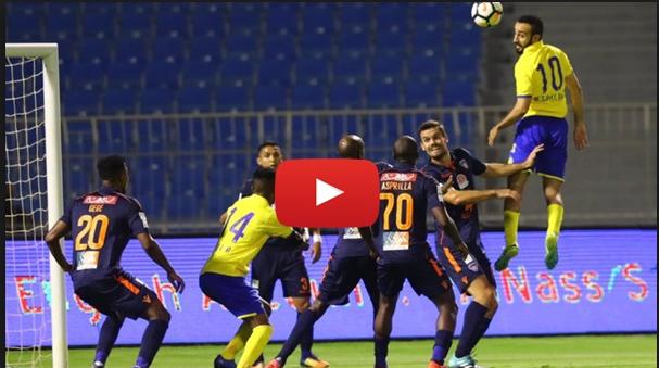 مشاهدة مباراة الرائد والنصر , الدوري السعودي