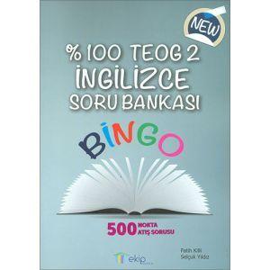 Ekip %100 TEOG 2 İngilizce Soru Bankası