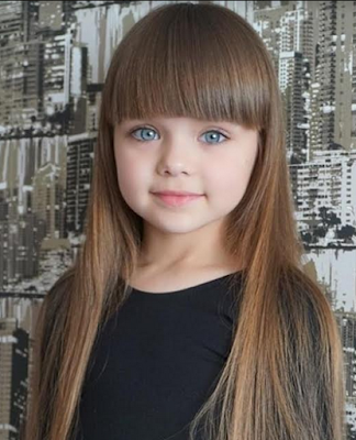 G2B Most Beautiful Girl In The World? Russian Child Model Hailed As The New Thylane Blondeau Lifestyle