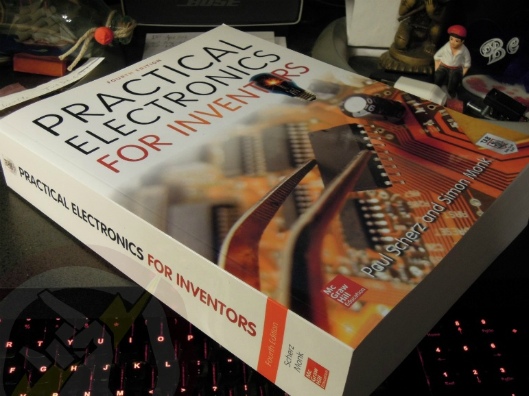 Livro: Practical Electronics for Inventors - Paul Scherz e Simon Monk