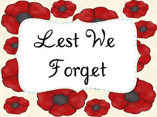 Remembrance Day Veteran's Day