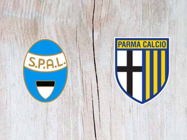 SPAL vs Parma - Highlights - 26 August 2018