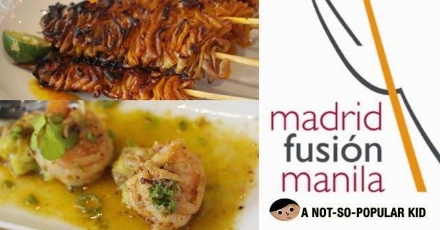 Madrid Fusion Manila 2015 to be held in SM
