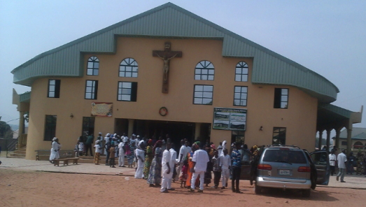 catholic church member steals money tithe box