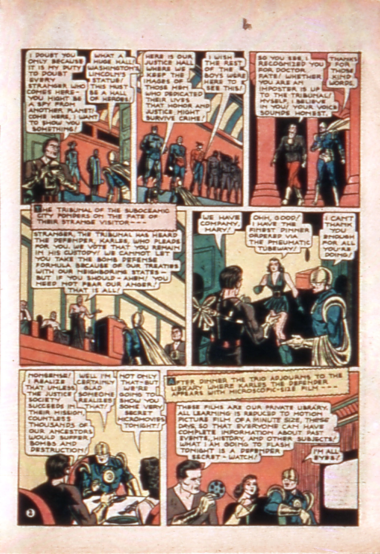 All-Star Comics (1940) issue 10 - Page 36
