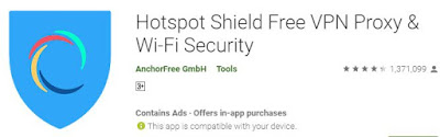 download hotspot shield gratis