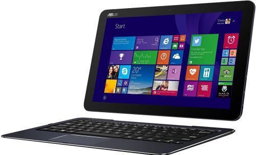 Laptop Asus Touchscreen Transfomer Book Terbaru