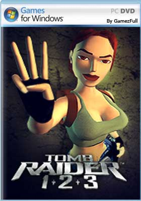 Tomb Raider 1-2-3 PC Full [1-Link] [MEGA]