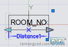 AboutCAD: Dynamic Block Tip: How to Maintain Attribute remain in the