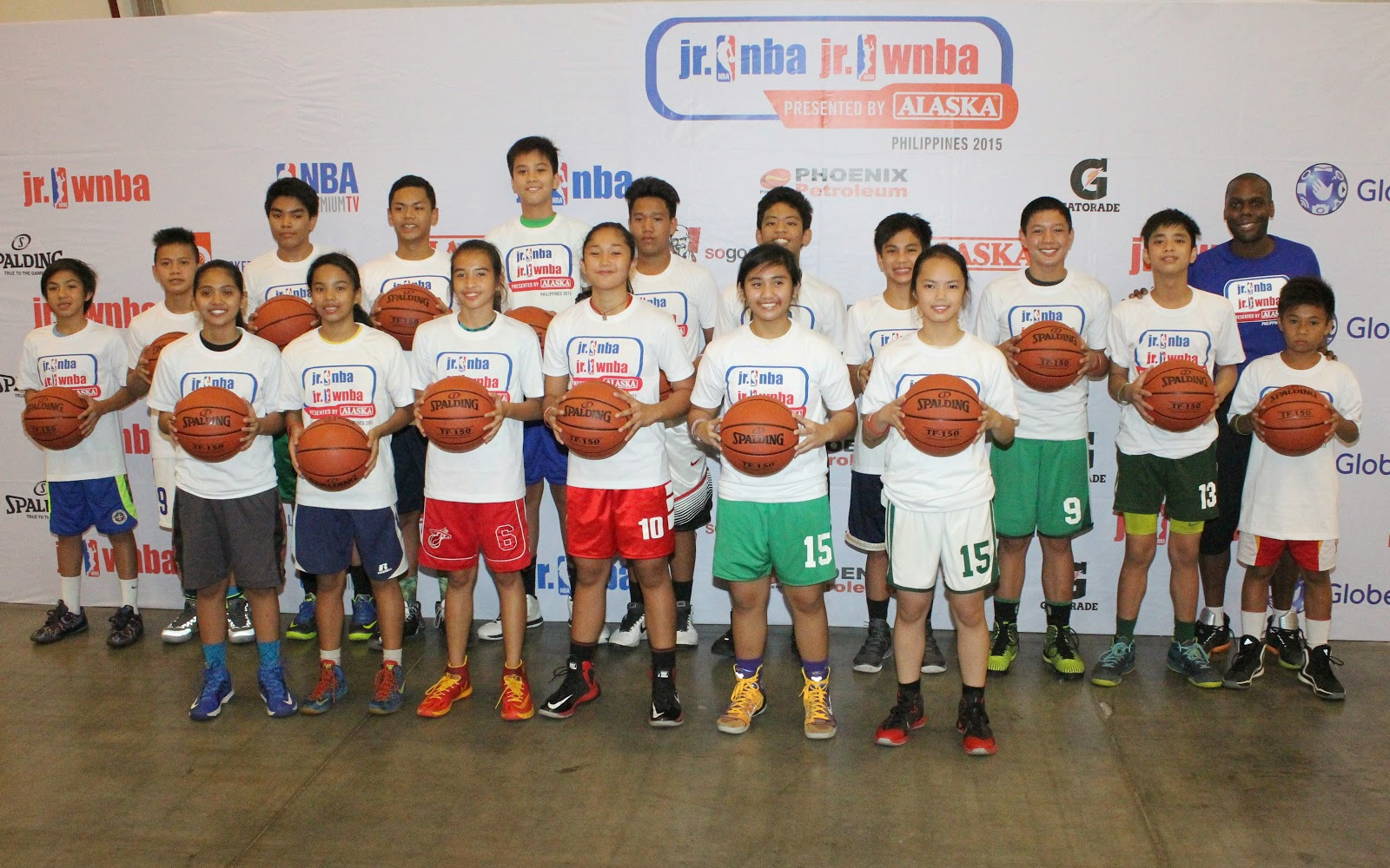 11 Boys & 6 girls Will Represent NCR at National Training Camp of Jr. NBA/Jr. WNBA Philippines 2015